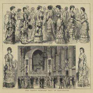 The Calico Printers' Ball at Manchester