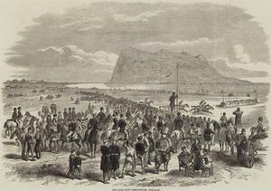 The Calpe Hunt Steeplechases, Gibraltar
