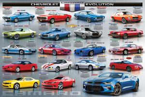 The Camaro Evolution