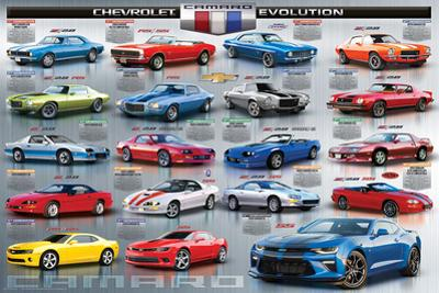 The Camaro Evolution