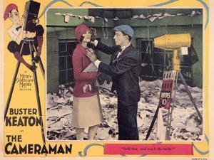 The Cameraman, 1928