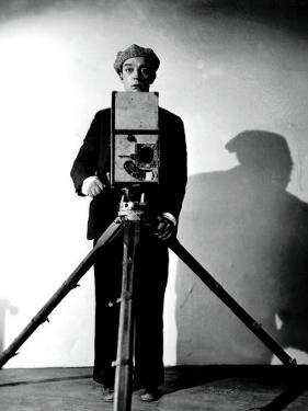 The Cameraman, Buster Keaton, 1928
