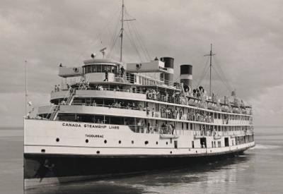 The Canada Steamships Lines