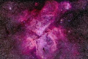 The Carina Nebula in the Southern Sky