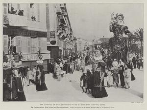 The Carnival at Nice, Procession of His Majesty King Carnival XXVII