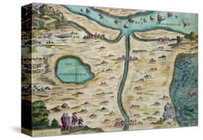 """The """"Carte De Tendre,"""" a Map of an Imaginary Country"""