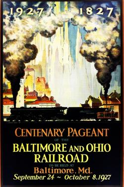 The Centenary Pageant: 1827-1927