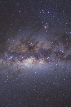 The Center of the Milky Way Through Sagittarius and Scorpius