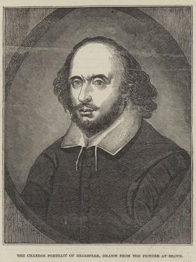 The Chandos Portrait of Shakspere