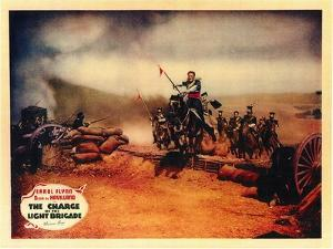 The Charge of the Light Brigade, 1936