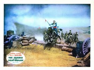 The Charge of the Light Brigade, Errol Flynn, 1936