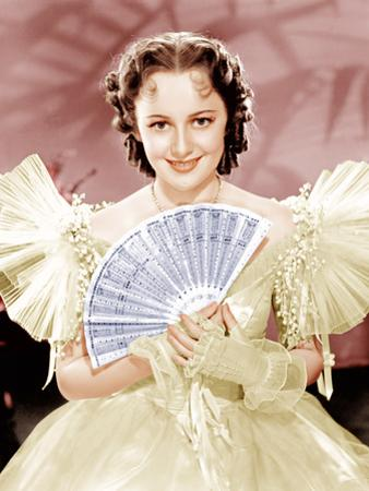 THE CHARGE OF THE LIGHT BRIGADE, Olivia de Havilland, 1936