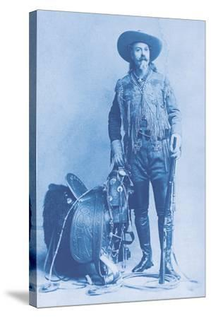 Buffalo Bill Cody - Cyanotype