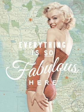 Fabulous Marilyn by The Chelsea Collection