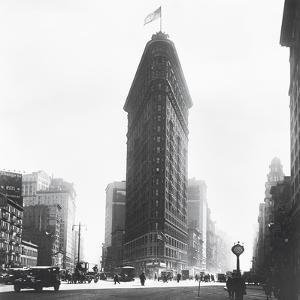 Flatiron Building by The Chelsea Collection