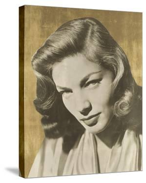 Golden Era - Bacall by The Chelsea Collection