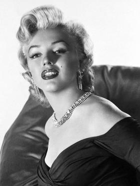 Marilyn in Diamonds by The Chelsea Collection