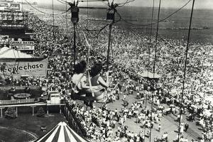 New York, Coney Island, 1950 by The Chelsea Collection