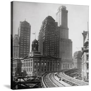 New York Morning by The Chelsea Collection