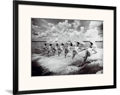 Water Ski Parade by The Chelsea Collection