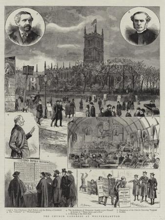 The Church Congress at Wolverhampton