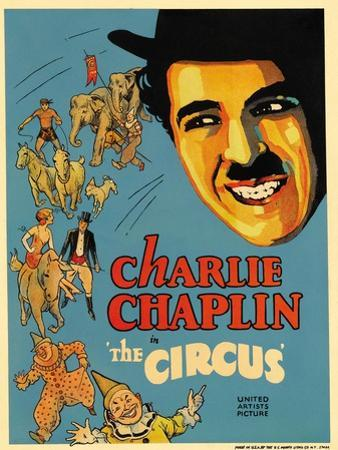 The Circus, 1928, Directed by Charles Chaplin