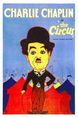 THE CIRCUS, Charlie Chaplin, 1928.