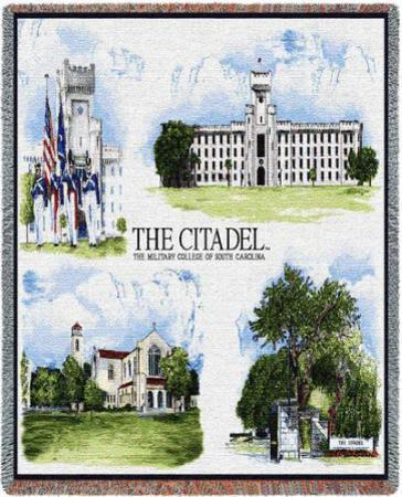 The Citadel Chapel