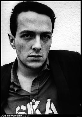 The Clash- Joe Strummer