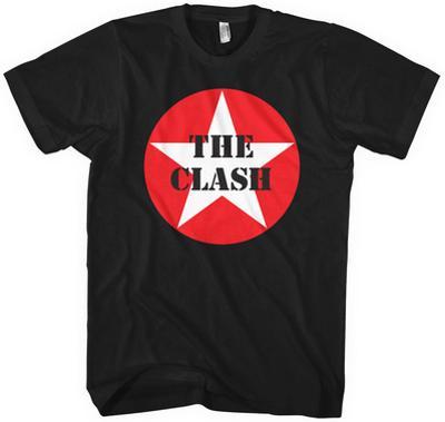 The Clash- Star Logo