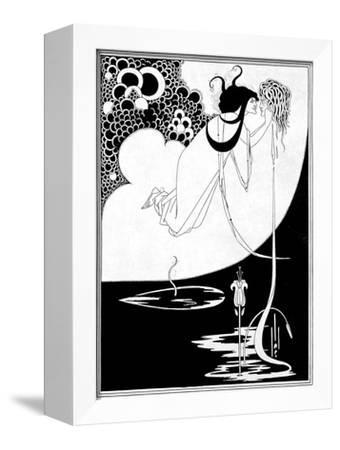 The Climax Classic Illustration Oscar Wilde Fine Art Aubrey Beardsley T Shirt
