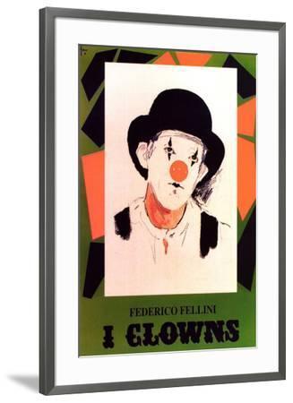 The Clowns (TV)--Framed Poster