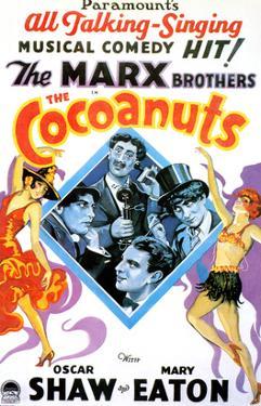 The Cocoanuts, Chico Marx, Groucho Marx, Harpo Marx, Zeppo Marx, 1929