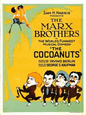 The Cocoanuts, the Marx Brothers, 1929