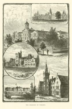 The Colleges of Toronto