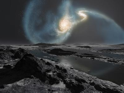 https://imgc.allpostersimages.com/img/posters/the-collision-of-the-milky-way-and-andromeda-galaxies-seen-from-the-earth_u-L-PJ0LQA0.jpg?artPerspective=n