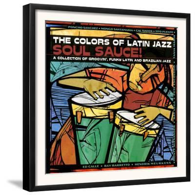 The Colors of Latin Jazz Soul Sauce!