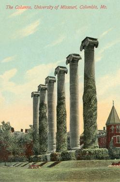 The Columns, University of Missouri