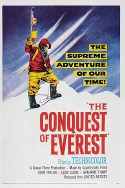 The Conquest of Everest, 1953