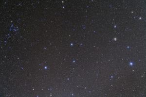 The Constellation of Leo and the Coma Star Cluster in Coma Berenices