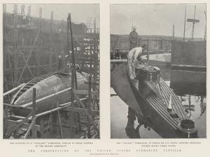The Construction of the United States Submarine Flotilla