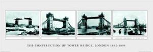 The Construction of Tower Bridge