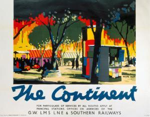 The Continent, GWR/LMS/LNER/SR, c.1923-1947