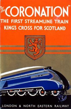 The Coronation, LNER, c.1937-1939