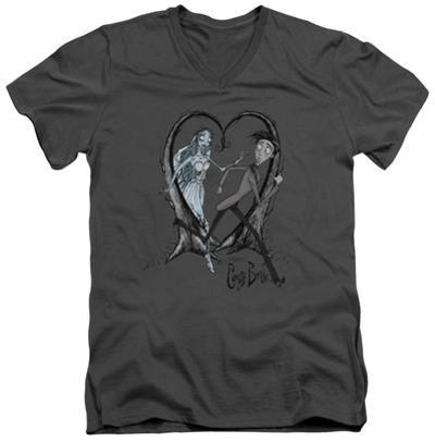 The Corpse Bride - Runaway Groom V-Neck