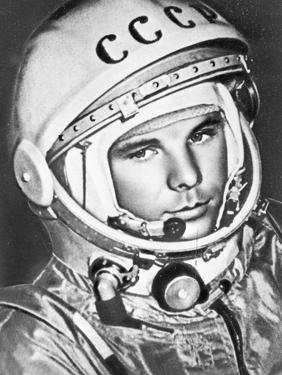 The Cosmonaut Yuri Gagarin