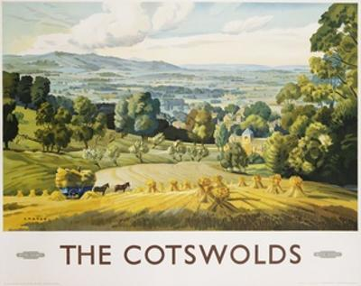 The Cotswolds Poster