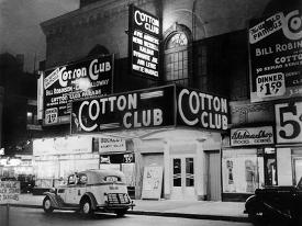 The Cotton Club In Harlem New York 1938