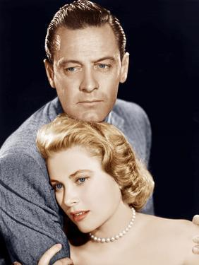 THE COUNTRY GIRL, from left: William Holden, Grace Kelly, 1954