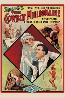 The Cowboy Millionaire Movie Tom Mix